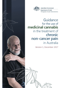 Medicinal Cannabis TGA Guidance on Chronic Non-Cancer Pain