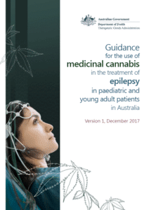 Medicinal Cannabis TGA Guidance on Epilepsy