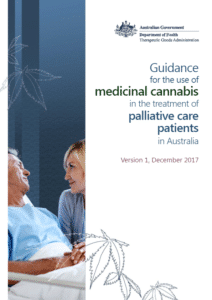 Medicinal Cannabis TGA Guidance on Palliative Care